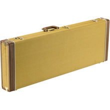 Fender Classic Series Wood Case for Strat and Tele in Tweed