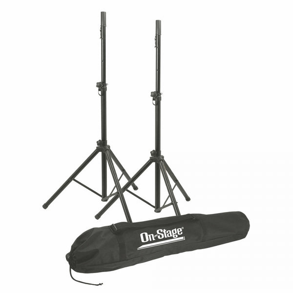 On Stage SSP7900 All-Aluminum Speaker Stand Pack