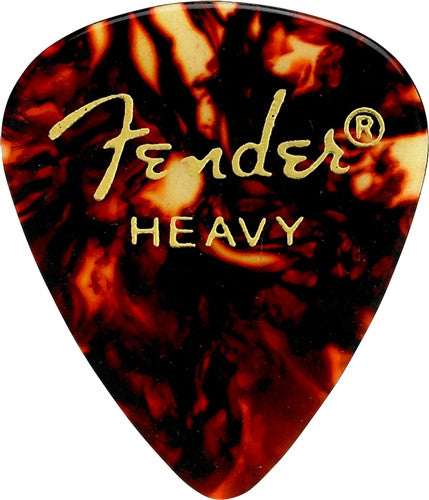 351 Shape Classic Celluloid Heavy Picks (12 pack) - Ken Stanton Music