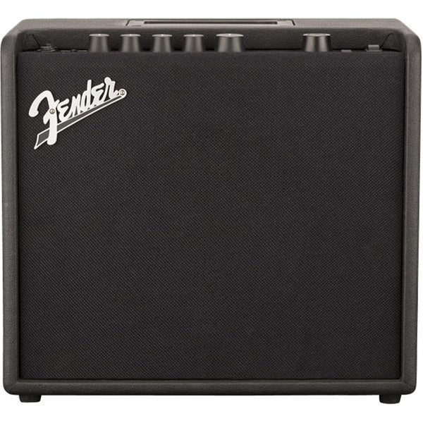 Fender Mustang LT25 Combo 25-Watt 1x8 Digital Guitar Amplifier