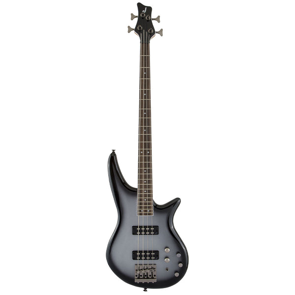 Jackson JS Series Spectra Bass Guitar JS3 in Silverburst