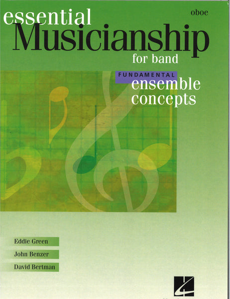 Essential Musicianship for Band Fundamental Ensemble Concepts - Oboe
