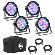 American DJ Mega Flat Pak Plus Lighting System
