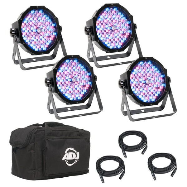 American DJ Mega Flat Pak Plus Lighting System - Ken Stanton Music