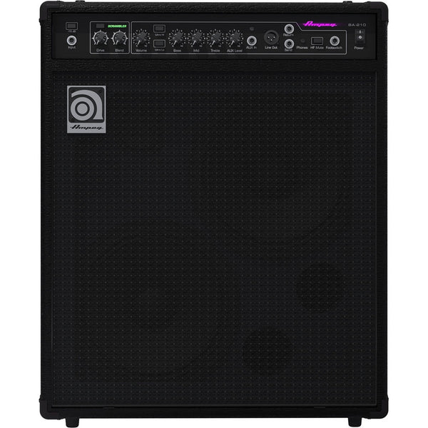 Ampeg BA-210 450 Watt Bass Combo Amplifier v2 - Ken Stanton Music