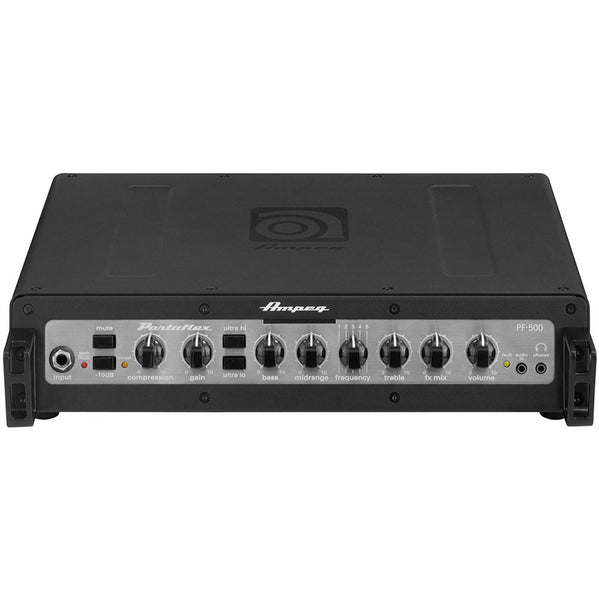 Ampeg Portaflex PF-500 Bass Head Amplifier - Ken Stanton Music