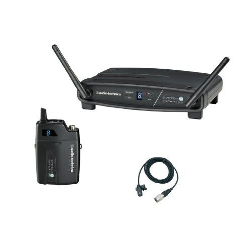 Audio-Technica ATW-1101/L Wireless Lav Mic System - Ken Stanton Music
