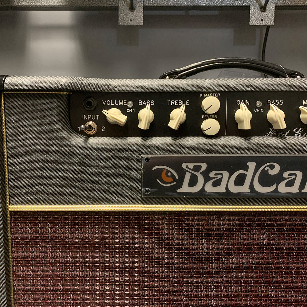 Bad Cat Player Series Hot Cat 30R 112 Combo Amplifier in ...