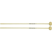 Mike Balter MB2B Unwound Series Model 2 Soft Rubber Marimba Mallets - Tan