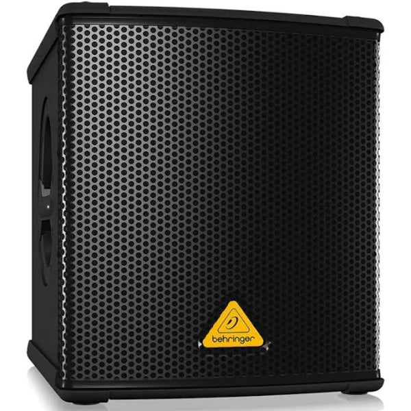 "Behringer B1200D-Pro Active 12"" PA Subwoofer with Stereo Crossover"
