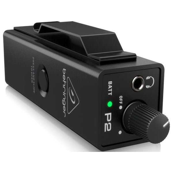 Behringer Powerplay P2 Compact Personal In-Ear Monitor Amplifier