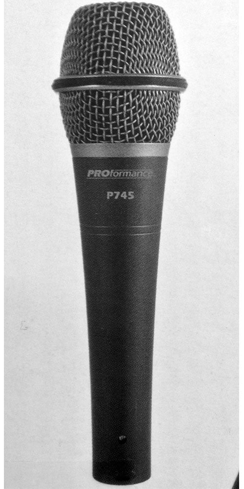 CAD PROformance P745 SuperCardioid Vocal Mic