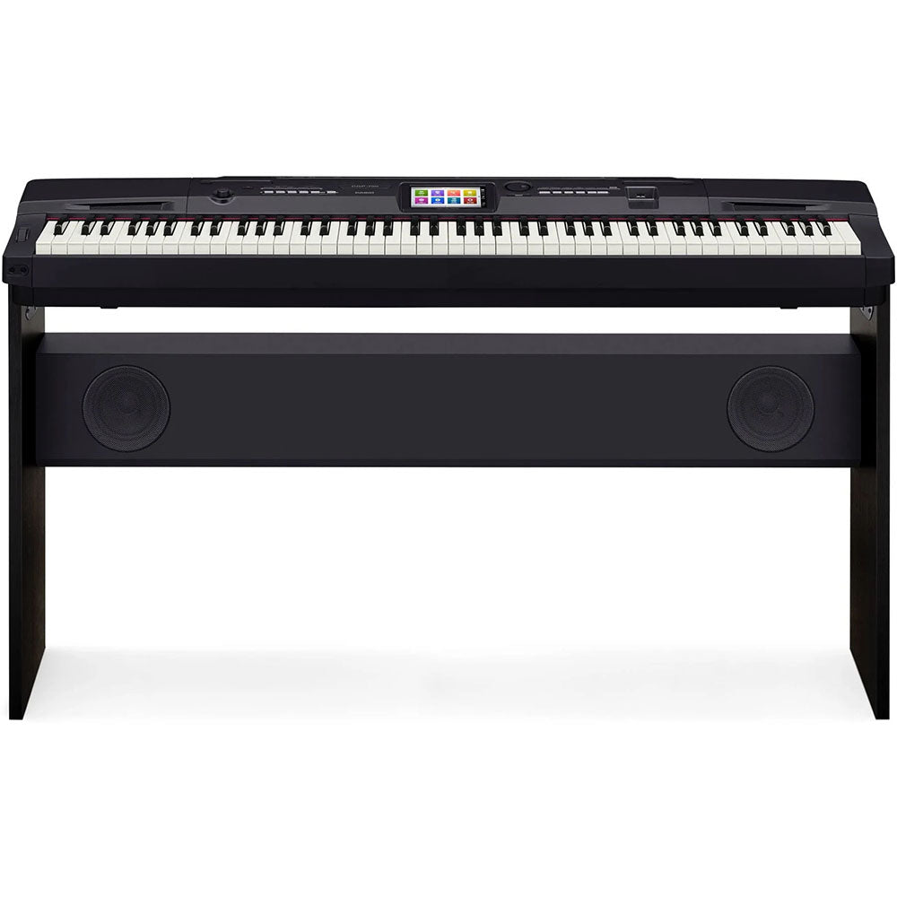Casio CGP-700BK Digtal Piano with Stand and Pedal-Black (w/ Free Stand, Pedal, and Bench)