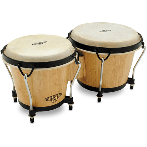 Latin Percussion CP221AW Traditional Bongos