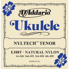 Nyltech Ukulele Strings - Tenor