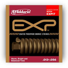 EXP17 Coated Phosphor Bronze, Medium, 13-56