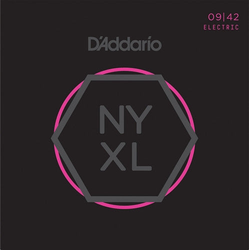 D'Addario NYXL0942 Superlight 09-42 Guitar Strings