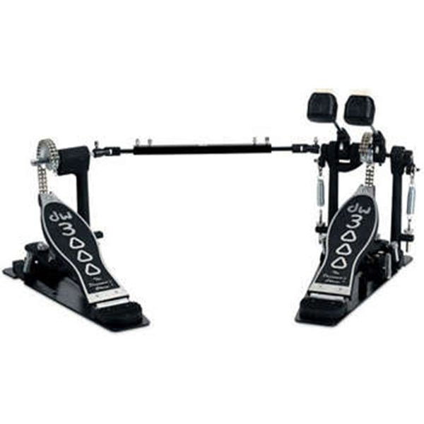 DW DWCP3002 3000 Series Double Kick Drum Pedal