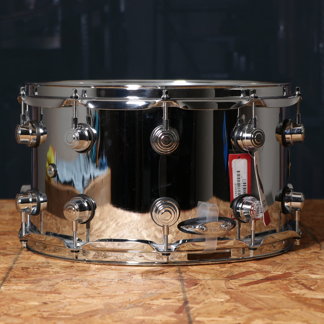 DW Performance Steel Snare 8x14 in Chrome