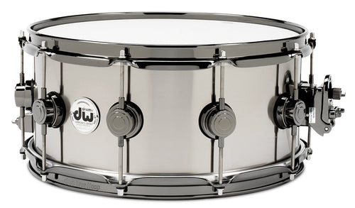DW Collector's Series Metal Snare - 5.5