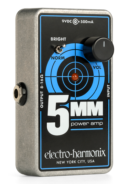 Electro-Harmonix 5mm Guitar Power Amplifier Pedal