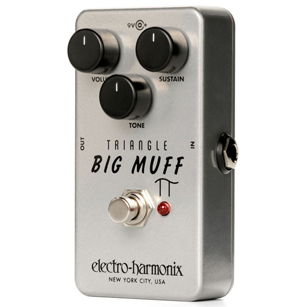 Electro-Harmonix Triangle Big Muff Pi 50th Anniversary Reissue Distortion Pedal