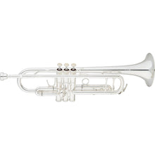 Eastman ETR520S Intermediate Bb Trumpet in Silver
