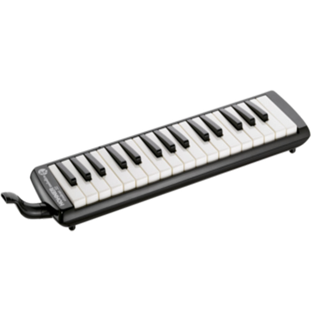 Hohner 32B Piano Style Melodica in Black
