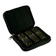 Hohner HBP Hoodoo Blues Harmonica 3-Pack with Case