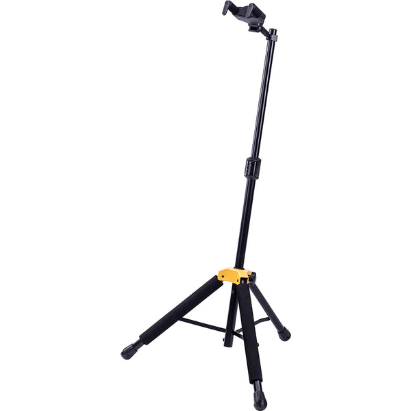 HERCULES GS415B PLUS AGS Single Guitar Stand with Foldable Yoke