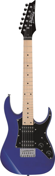 Ibanez GRGM21MJB RG miKro Electric MN Jewel Blue
