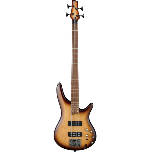 Ibanez SR370ENNB SR Standard 4-String Bass - Natural Browned Burst