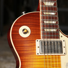 Gibson 60th Anniversary 1959 Les Paul Standard Slow Iced Tea Fade