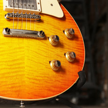 Gibson 60th Anniversary 1960 Les Paul Standard - V2 Orange Lemon Fade