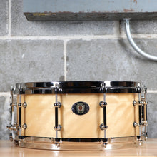 Ludwig Classic Maple 110th Anniversary Snare Drum Exotic Avodire 5.5x14