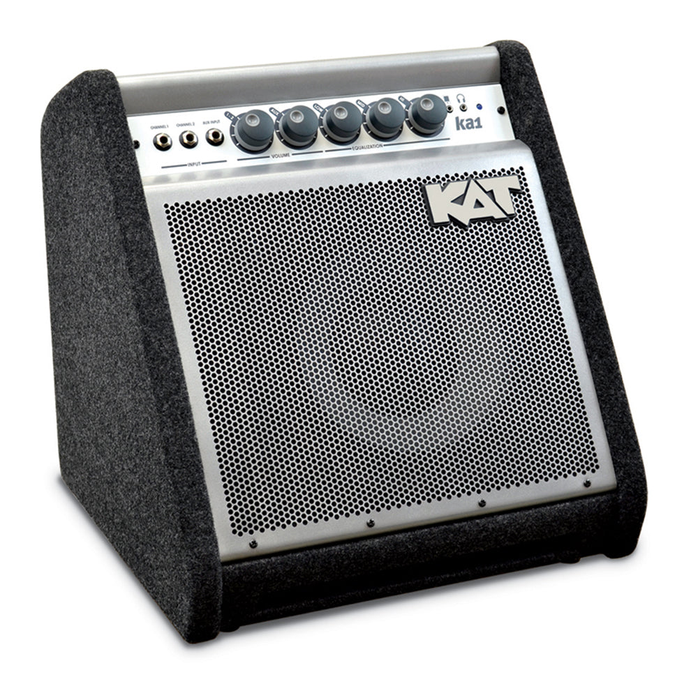 KAT KA1 Digital Electronic Drum Set Amplifier 50 Watts