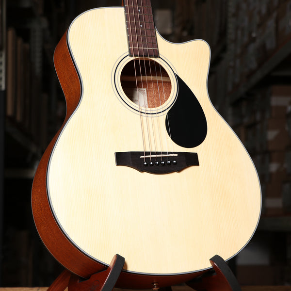 Kepma GA3-130 Grand Auditorium Acoustic Guitar in Natural