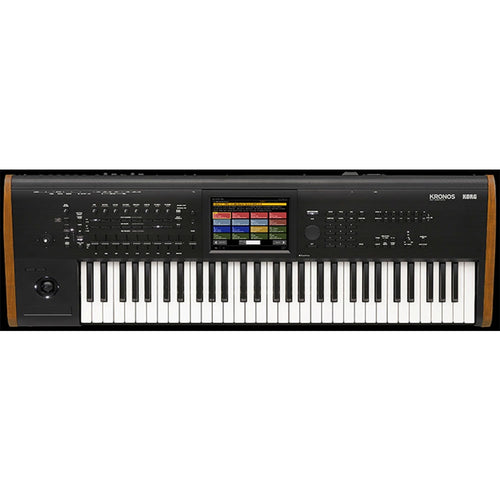 Korg Kronos 6 61-Key Music Workstation Keyboard
