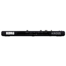 Korg Kross 2 61 MB 61-Key Synthesizer Workstation Black Matte