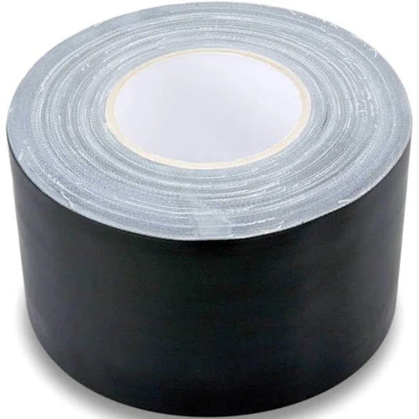 Ken Stanton Music Hosa GFT-459 Gaffer Tape Black 4-Inches X 60yd