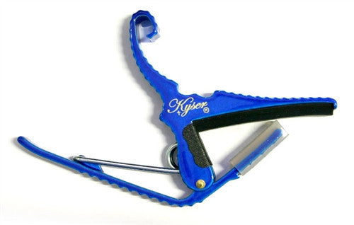 Kyser 6-string Guitar Capo in Blue
