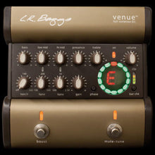L.R. Baggs Venue DI Acoustic Preamp and Full-Isolation DI Box