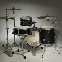 Ludwig Breakbeats Series 4 Piece Shell Kit - Black Sparkle