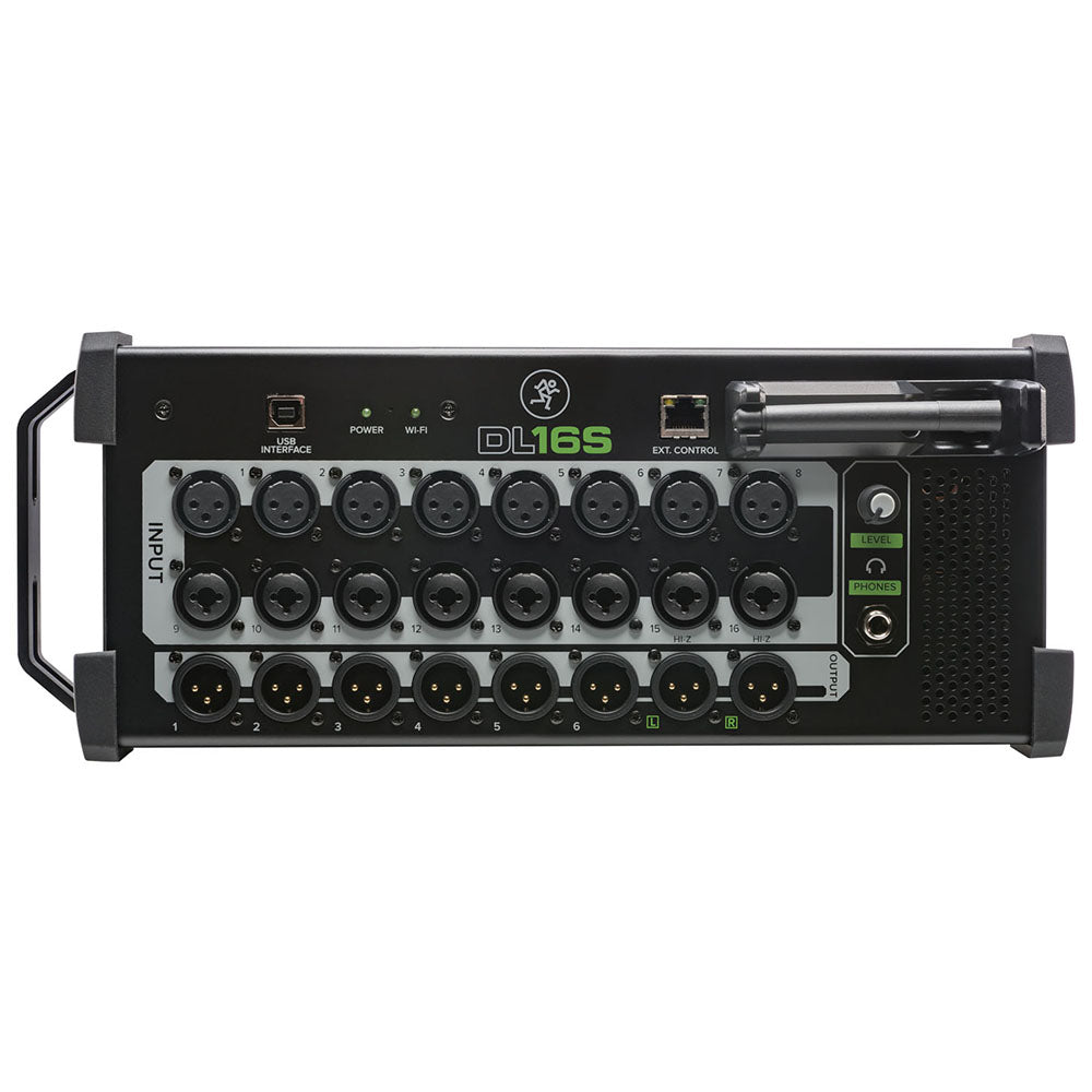 Mackie DL16S 16 Channel Wireless Digital Live Sound Mixer