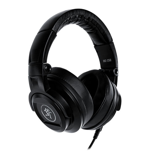 Mackie MC-250 Closed-Back Studio Reference Headphones