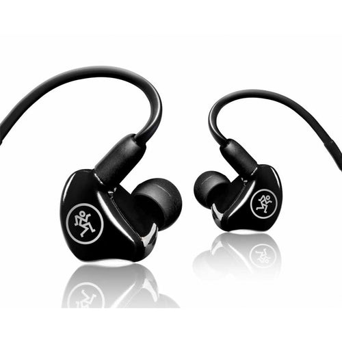 Mackie MP-240 MP Series Dual Hybrid Driver In-Ear Monitors