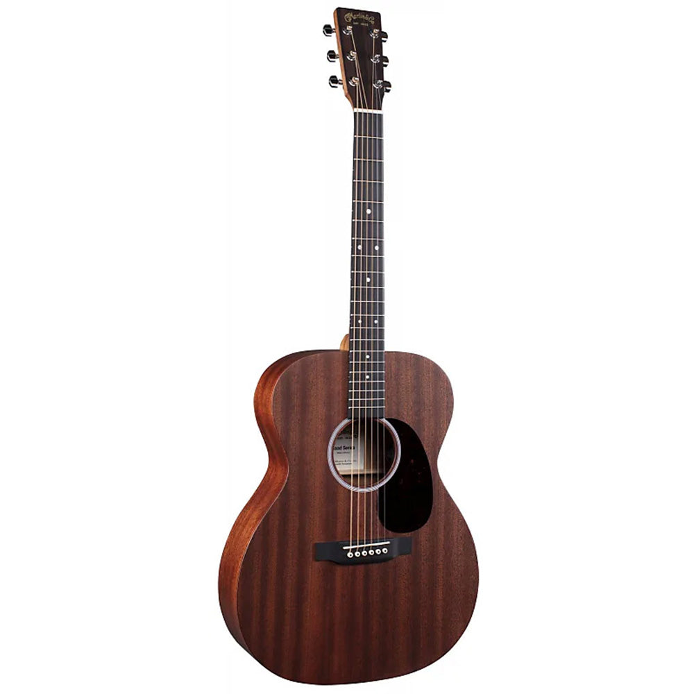 Martin 000-10E Road Series Acoustic Electric Guitar Sapele Satin with Bag