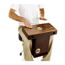 Meinl TOPCAJ2WN Slap Top Turbo Cajon Walnut