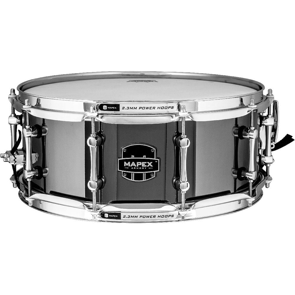 Mapex ARST4551CEB Armory Tomahawk 14x5.5 Steel Snare Drum