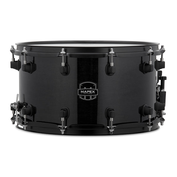 Mapex MPML4800BMB MPX Series Snare - 8x14 Transparent Midnight Black